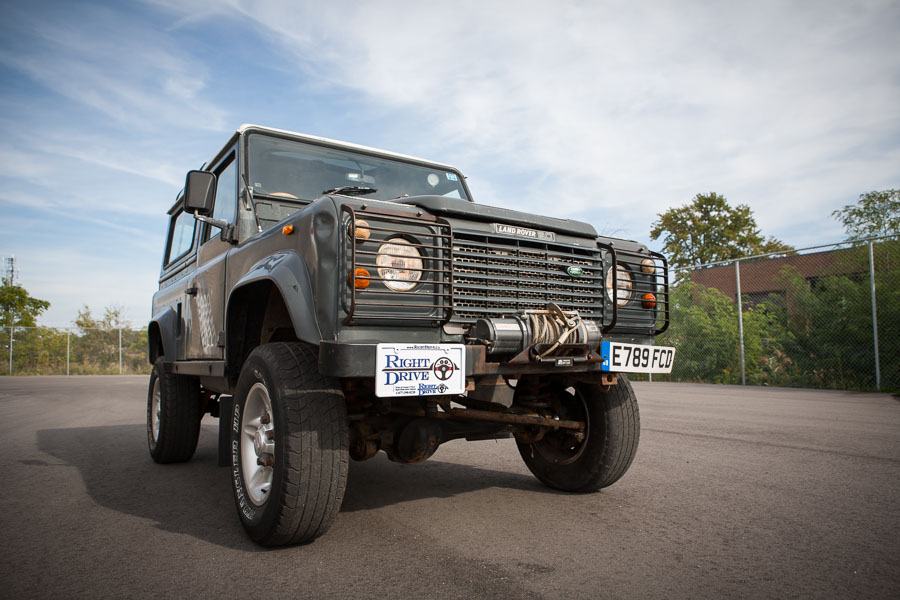 1988 Land Rover Defender (1)