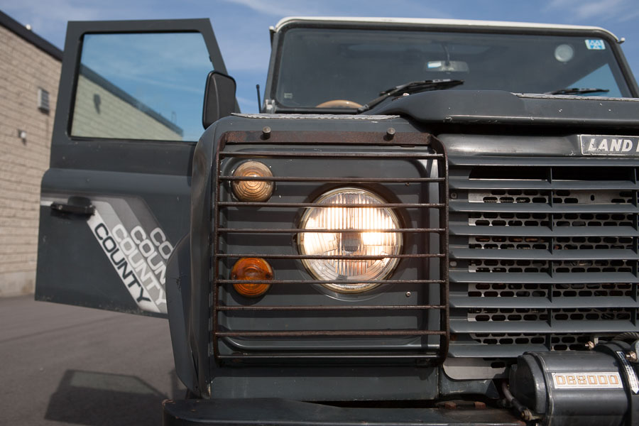 1988 Land Rover Defender (21)