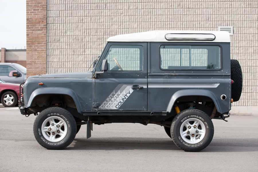 1988 Land Rover Defender (5)