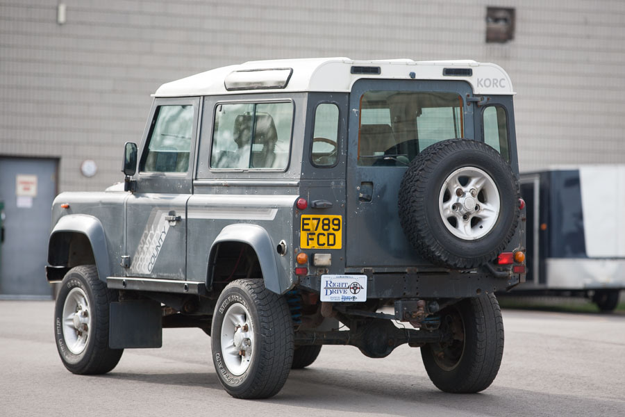 1988 Land Rover Defender (6)