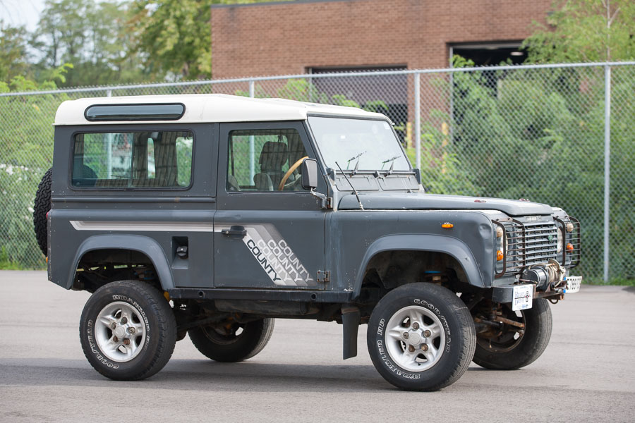 1988 Land Rover Defender (9)
