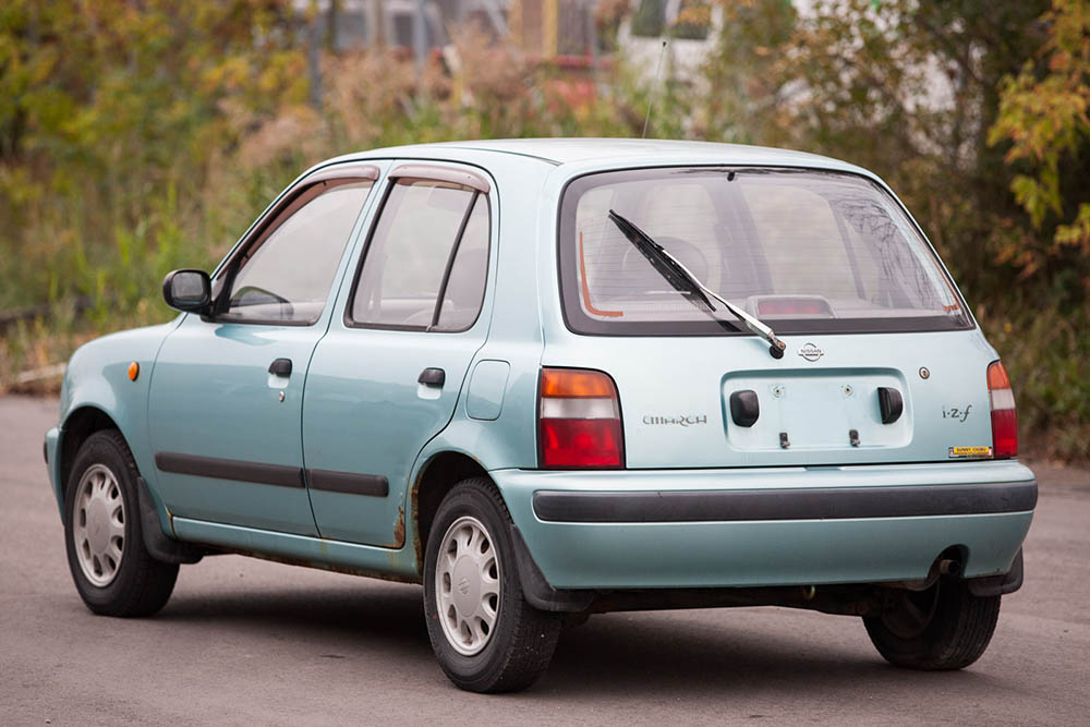 Nissan March (15)