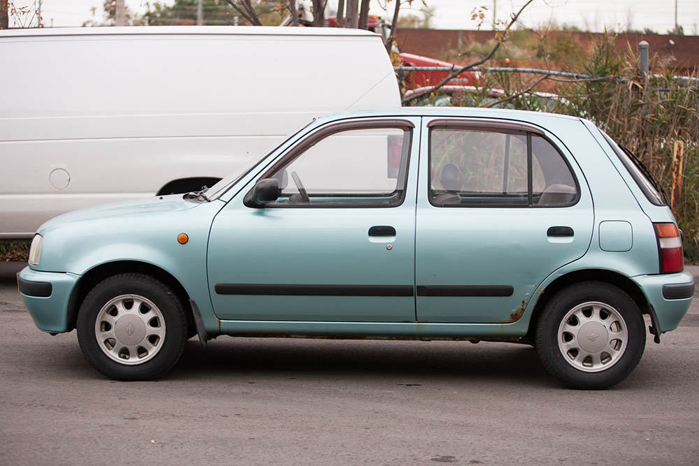 Nissan March (8)